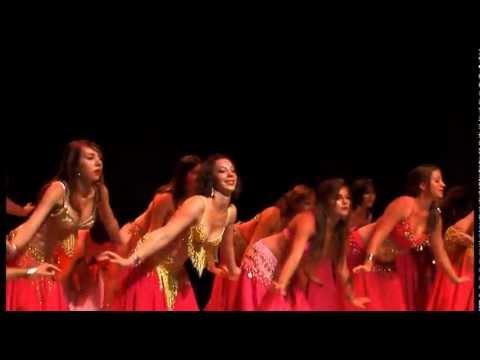 Danse Orientale Montpellier Les Orientales - Débutantes