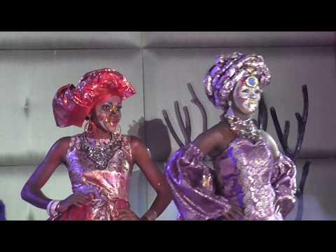 Lora Dress Show Djibloho For Miss Guinea 2016