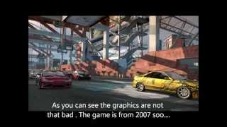 NFS Prostreet gameplay/review .