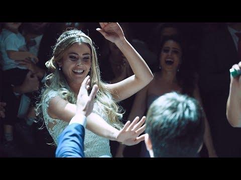 Dança Judaica emocionante! - Casamento Sil & Fe