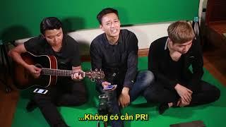 Nhạc Trắng Số 56: Nhật Anh Trắng, Ngô Chí Lan, Việt JoHan - Minh Béo Về Dinh Ngọc Trinh Đi Mỹ