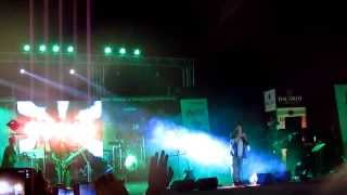 Arijit SIngh perfoming at XIMB, bhubaneswar!!! Mixed up!!
