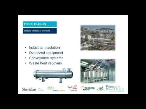 Green Technology Webinar - Audit Funding