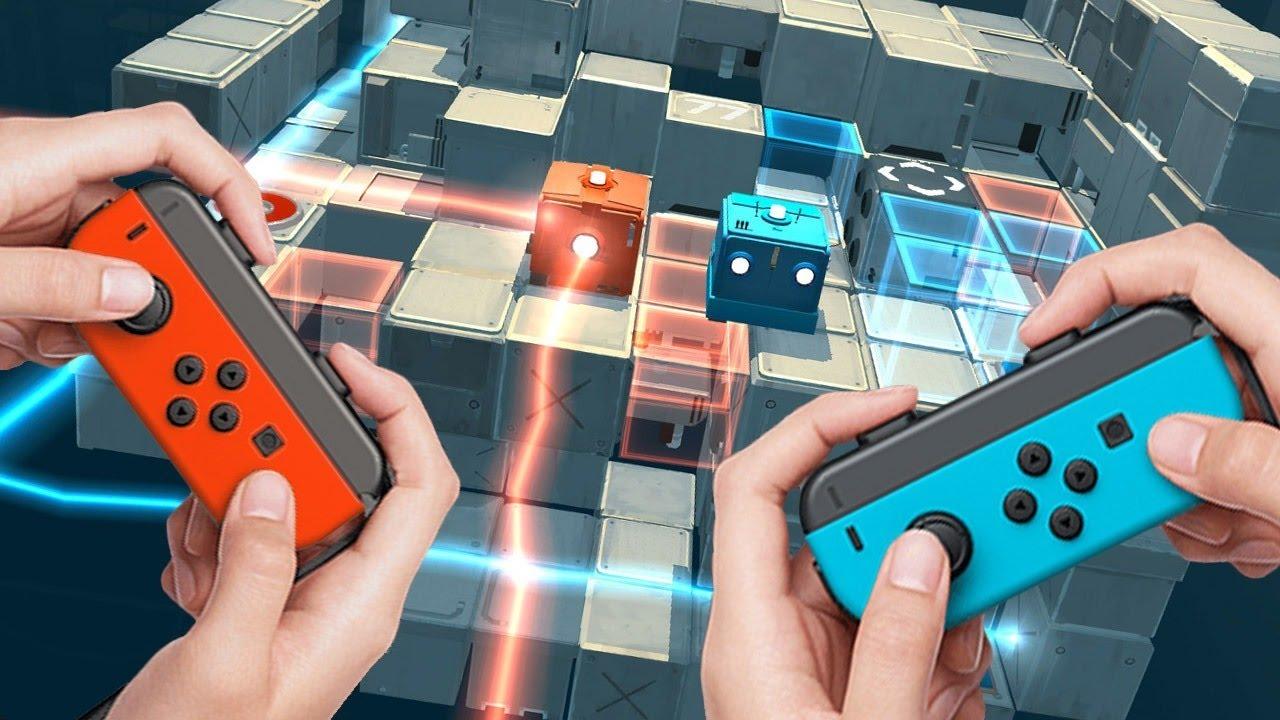 Best co op games nintendo switch