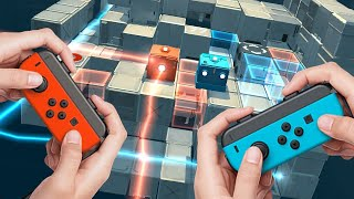 Death Squared Is Our New Favorite Nintendo Switch Co-Op Game - Up At Noon Live!