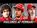Why Do So Many Great Drivers Fail At Ferrari?