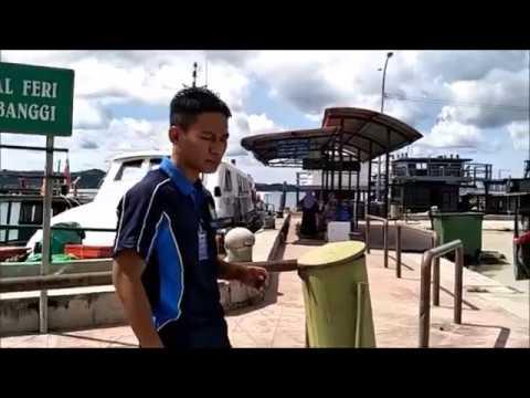 Sejarah Bandar Kudat (2018).