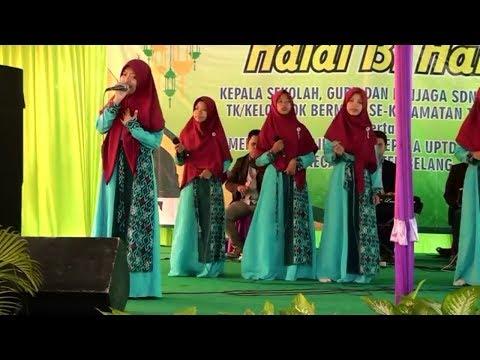 Ahmad Ya Habibi - Sharla Martiza