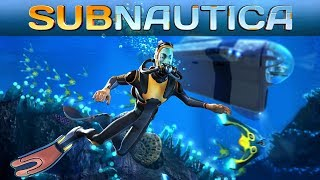 Subnautica #00 | Ankündigung Release & Let's Play Gameplay German Deutsch thumbnail