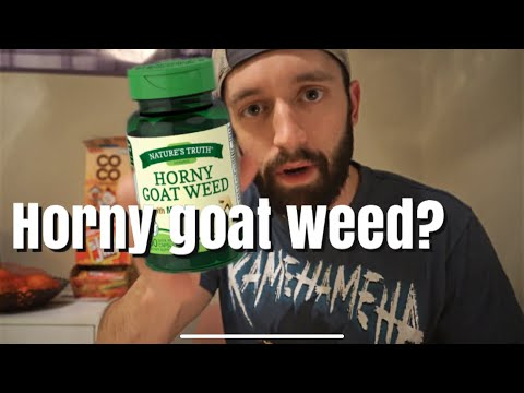 Horny Goat Weed And Maca Root Overview