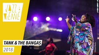 [TANK & THE BANGAS] // Jazz à Vienne 2018 - Live