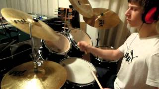 Inoue Joe - Closer (Drum Cover)