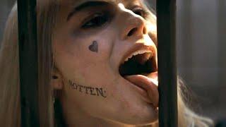 Харли Квинн в Тюрьме .Отряд Самоубийц 2016 Момент из фильм