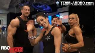 Fibo Power Olimp Challenge 2012 IFBB DBFV Competition Trailer