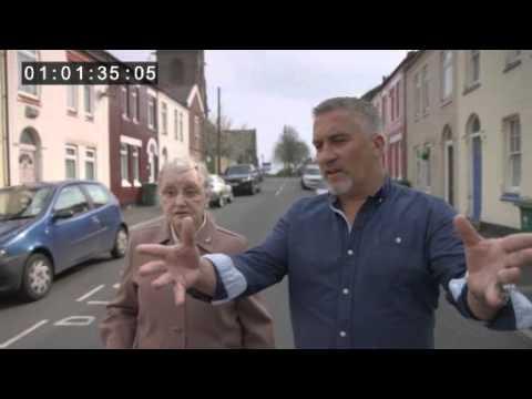 WDYTYA? –Paul Hollywood unseen footage #1