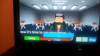 Baldi??? / Roblox the schoolhouse