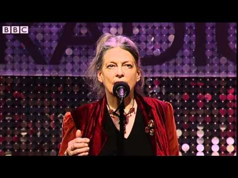 June Tabor wins Folk Singer of the Year (BBC Radio 2 Folks Awards 2012)