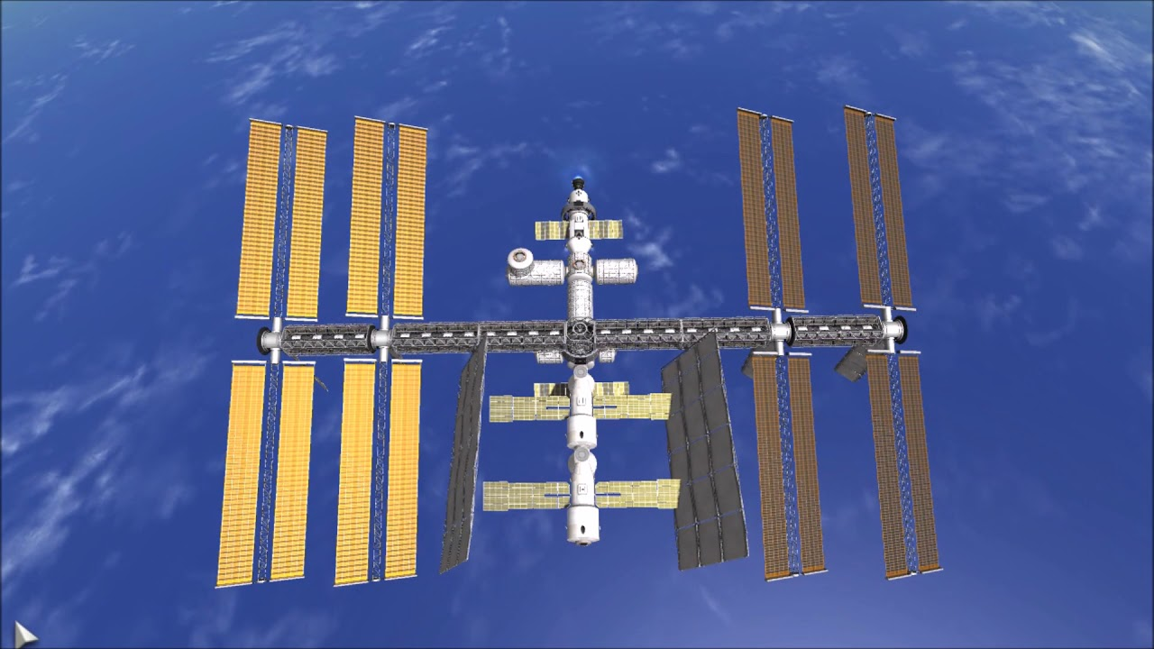 KSP RSS | Deorbiting The International Space Station