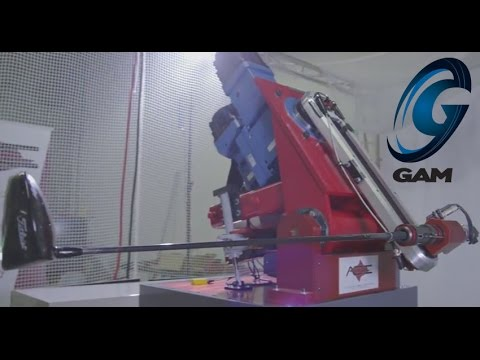 GAM Application Story: Automated Design Corp (ADC) Golf Swing Machine
