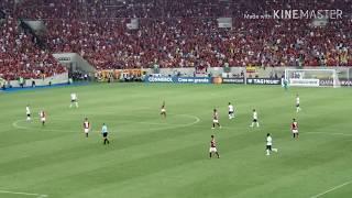 FLAMENGO x LDU 13/03/2019 Diego Alves pegando penalti Gabigol perdendo  gols  incríveis