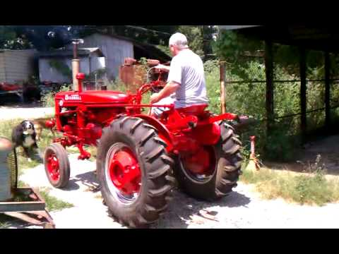 1952 Farmall Super A Tractor FOR SALE