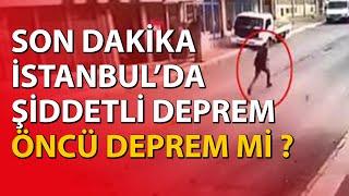 İstanbulda Deprem Deprem Anı I Büyük Deprem Gelir mi?