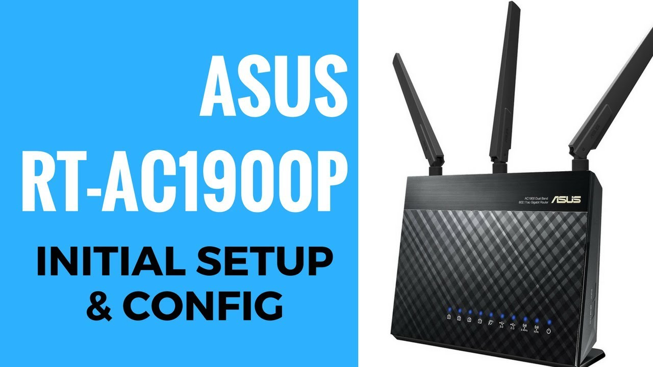 ASUS RT-AC1900P Router Treiber Windows 7