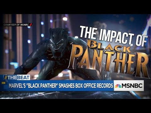 'Black Panther' And The Cultural Impact Hollywood Can't Deny