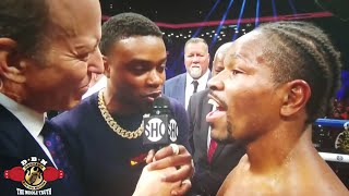 SHAWN PORTER TALKS ABOUT FACING ERROL SPENCE NEXT ON PPV thumbnail