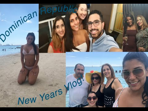 Dominican Republic Vlog | Santo Domingo for New Years + What I eat in DR