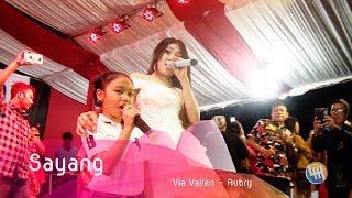 Via Vallen - Sayang (live Samarinda)