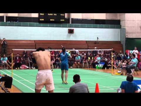 WS Final Jingyu vs  Beiwen 2013 Yonex Houston Open