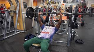 Build A Bigger Chest With Just 4 exercises |Upper Chest Focused
