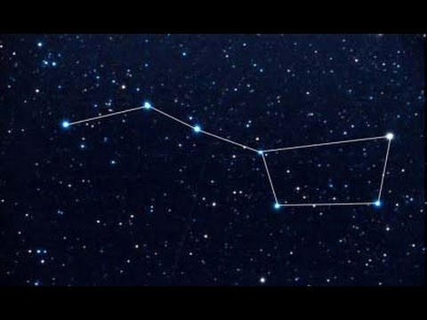 grande ourse constellation