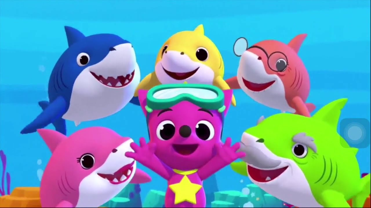 Baby Shark Dance! Pinkfong Different Versions Sing and ...