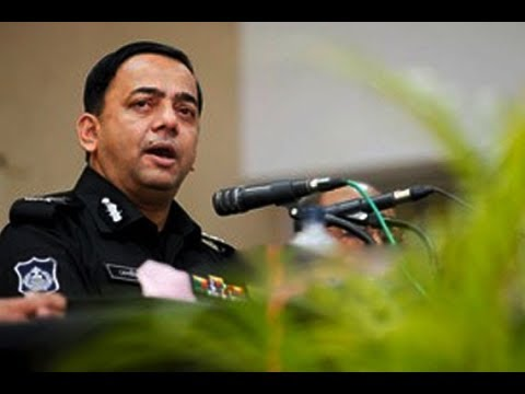 Turning Point-Dhaka metro Police Commisionar Benjir ahmed..