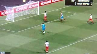 Pes-Up.Org / Wii / League Cup / Catania Calcio v Internacional