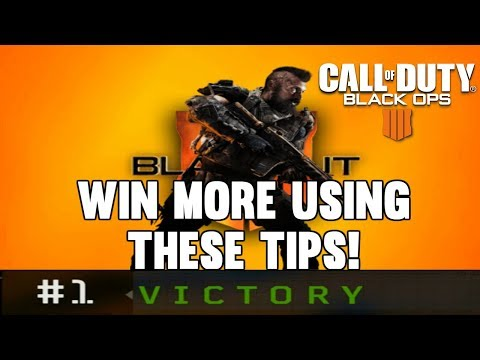How To Win MORE BLACKOUT Games (BEST TIPS AND TRICKS BO4)
