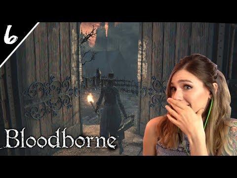 Old Yharnam | Bloodborne Pt. 6 | Marz Plays
