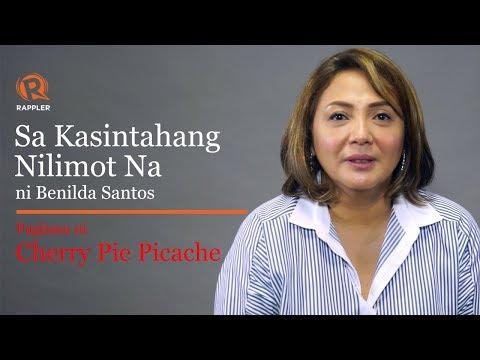 PANOORIN: Pagbasa ni Cherry Pie Picache ng 'Sa Kasintahang Nilimot Na' ni Benilda Santos
