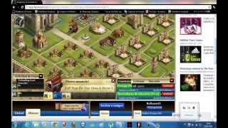 ¿Como usar el raid en Kingdoms Of Camelot?