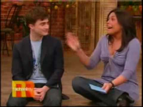Daniel Radcliffe on The Rachael Ray Show