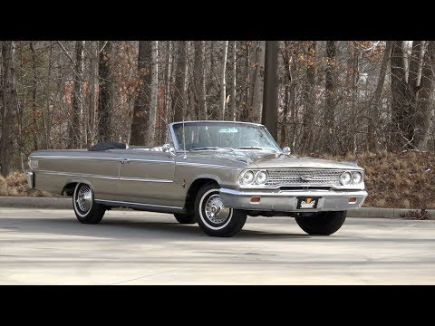 1963 Ford Galaxie XL FOR SALE / 136123