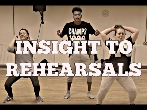 Insight to Rehearsals - Joshua Jay, Sophie Dutton & Victoria Jane