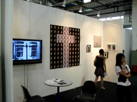 Shanghai Art Fair 2008 - Trazos Conceptual Art Space