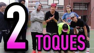 DESAFIOS DOS DOIS TOQUES feat.TEENS - DESAFIOS DE FUTEBOL thumbnail
