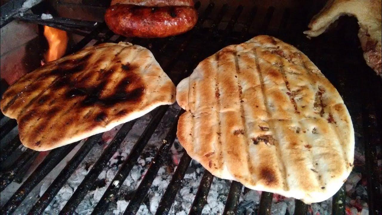 tortillas a la parrilla santiagueñas