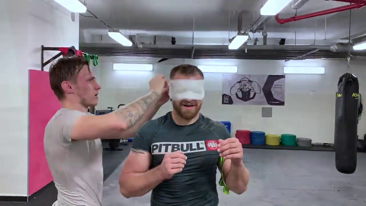 Blind Grappling, All Sports Academy
