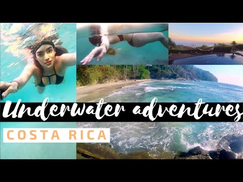 COSTA RICA TRAVEL DIARIES: Beach house party Villa Caletas GoPro Hero 5 black | Eleonora Gonzalez