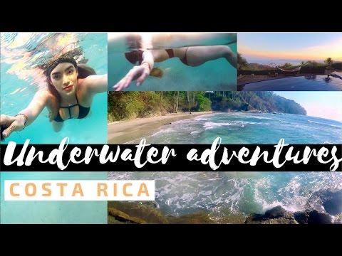 COSTA RICA TRAVEL DIARIES: Beach house party Villa Caletas GoPro Hero 5 black | Eleonora Gonzalez